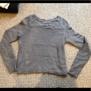 Nordstrom taupe sweater